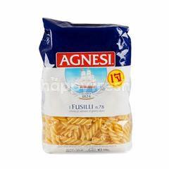Agnesi Fusilli Pasta No.78