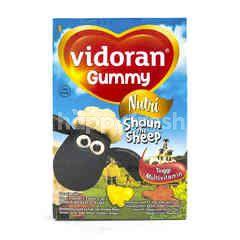 Vidoran Gummy Nutri Multi Flavor