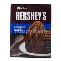 Julie's Hershey's Chocolate Waffles