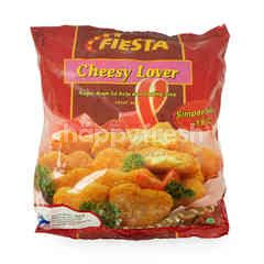 Fiesta Cheesy Lover Chicken Nugget