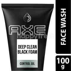 Axe Deep Clean Black Foam