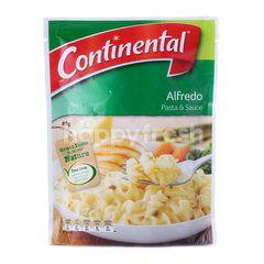 Continental Alfredo Pasta