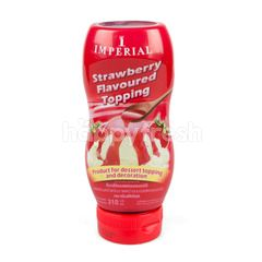 Imperial Dessert Topping And Decoration Strawberry Flavour