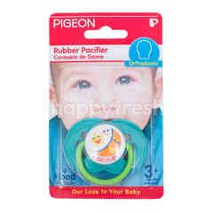 Pigeon Rubber Pacifier Orthodentic