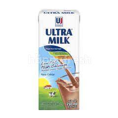 Ultra Milk UHT Milk Chocolate Low Fat and High Calcium