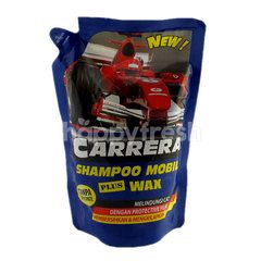Carrera Car Shampoo Plus Wax