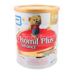Isomil Plus Advance Soya Formula Milk 1-10 Years Old Lactose Free