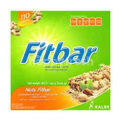 Fitbar Crispy Rice Bar Plus Nuts
