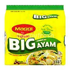 Maggi 2 Minute Big Chicken Instant Noodles (6 Packet)