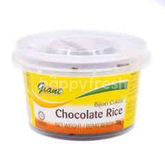 Giant Chocolate Rice