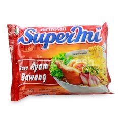 Supermi Mi Kuah Ayam Bawang Siap Saji