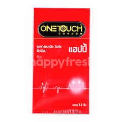 One Touch Happy Condom Size 52 mm 12 Pcs.