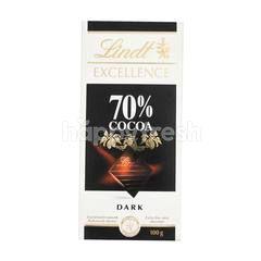 Lindt Dark Chocolate 70% Cocoa