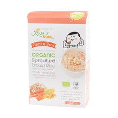 Xongdur Baby Sprouted Brown Rice Corn & Carrot