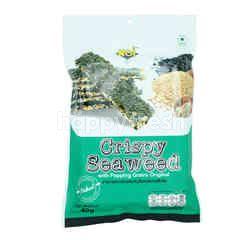 Tong Garden Noi Crispy Seaweed With Popping Grains Original