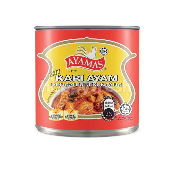 Ayamas Original Chicken Curry With Potato