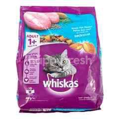 Whiskas Makanan Kucing Rasa Ikan Laut
