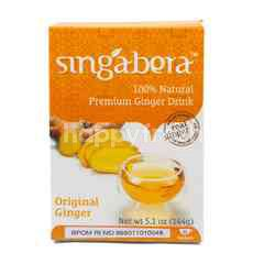 Singabera Minuman Jahe Premium Original