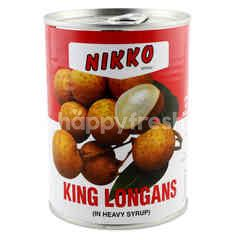 Nikko King Longans In Heavy Syrup