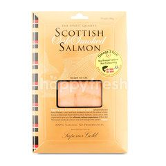 Gold Scottish Salmon
