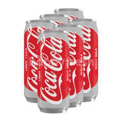 Coca-Cola Diet Can 330ml 6 Pack