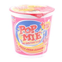 Pop Mie Special Chicken Onion Instant Cup Noodle