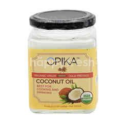 Opika Organic Virgin Cold Pressed Coconut Oil