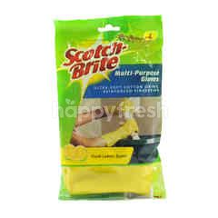 Scotch-Brite Multi-Purpose Gloves L ( 1 Pair)