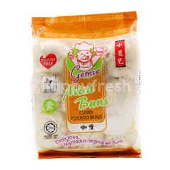 Gemie Curry Potato Mini Buns (9 Pieces)