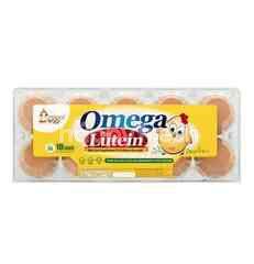Happy Egg Omega Plus Lutein 10 Eggs