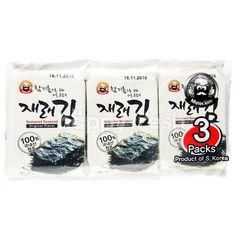 MISTER KIM Seasoned Seaweed Original
