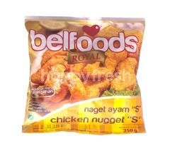 "Belfoods Royal Chicken Nugget ""S"""
