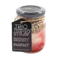 Pura Vida Trio Purely Parfait Strawberry Parfait