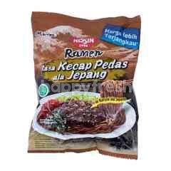 Nissin Mikuya Ramen Spicy Soy Sauce Flavor