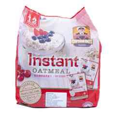 Captain Oats Instant Oatmeal