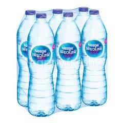 เพียวไลฟ์ น้ำดื่ม ขวด 1.5 ลิตร (แพ็ค 6)
