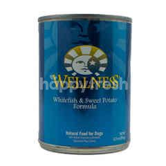 Wellness Whitefish and Sweet Potato Formula Dog Food