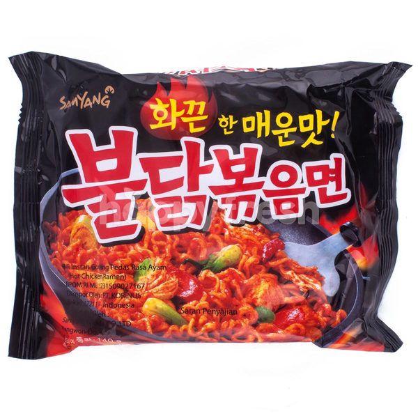 Samyang Spicy Instant Fried Noodles
