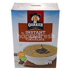 Quaker Instant Classic Chocolate Oatmeal