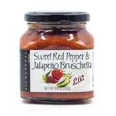Elki Sweet Red Peppe & Jalapeno Bruschetta