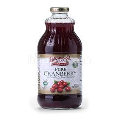 Lakewood Organic Fresh Pressed Pure Cranberry Juice