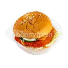 Aeon Chicken Katsu Burger