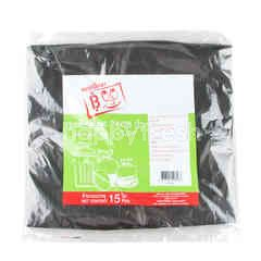 Happy Price Garbage Bag Size 24 X 28 inch