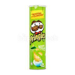 Pringles Potato Crisps Sour Cream & Onion
