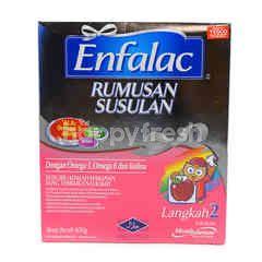 ENFALAC Step 2 Milk Powder For Baby