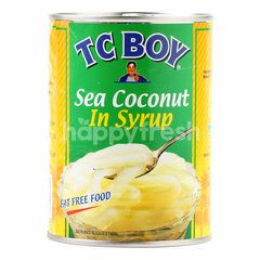 Tc Boy Sea Coconut In Syrup