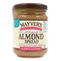 Mayver's Selai Oles Kacang Almond Asli