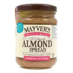 Mayver's All Natural Almond Spread