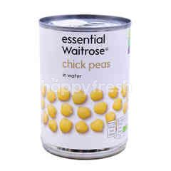 Waitrose Chick Peas In Water
