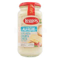 LEGGO'S Alfredo with Fresh Cream & Cheese